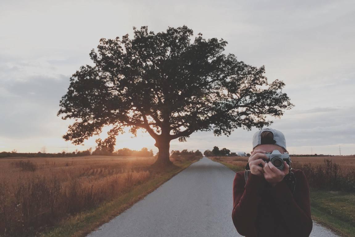 Fotografieren im Landschaftspark
