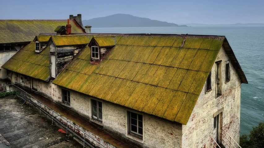 Haus und Meer - aber nicht in Deutschland